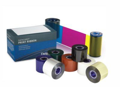 Cómo definir el tipo de cinta de impresión que se debe utilizar
