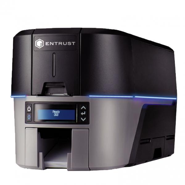 Impresora de carnet sigma DS3 azul