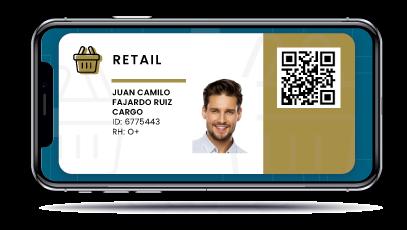 vecard retail
